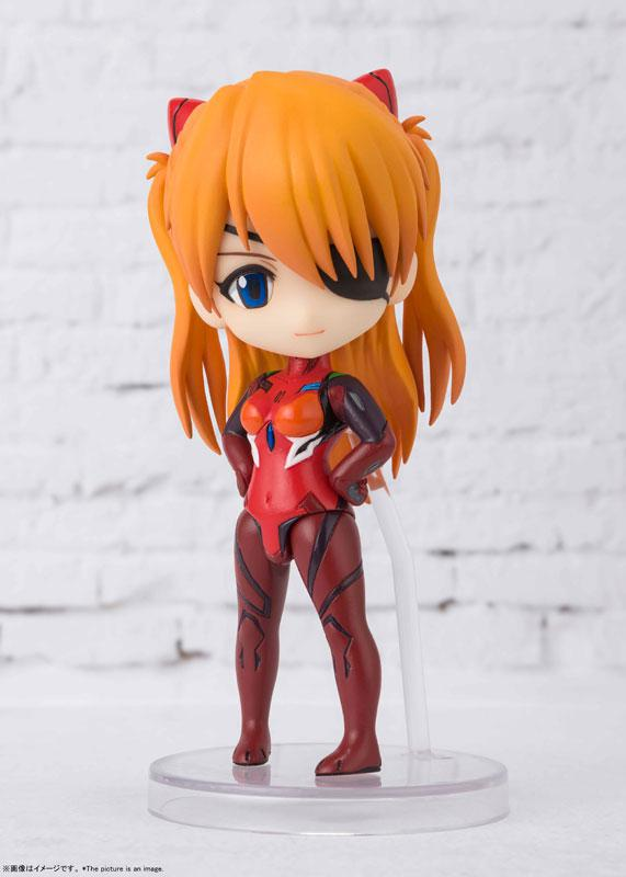 """Figuarts mini Asuka Langley Shikinami """"Evangelion: 3.0+1.0"""" product"""