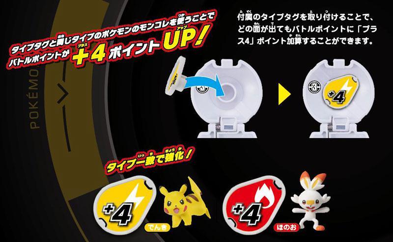 Pokemon MonColle PokeDel-Z Starter Set (Pokeball: Great Ball) 2