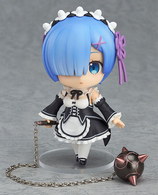 Nendoroid Re:ZERO -Starting Life in Another World- Rem 2