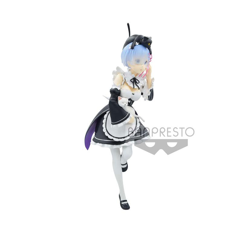 Re:ZERO -Starting Life in Another World- ESPRESTO -Choosing a texture suitable- Rem (Game-prize) 0