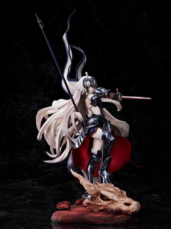 Fate/Grand Order Avenger / Jeanne d'Arc [Alter] Kuraki Homura wo Matoishi Ryuu no Majo 1/7 Complete Figure 6
