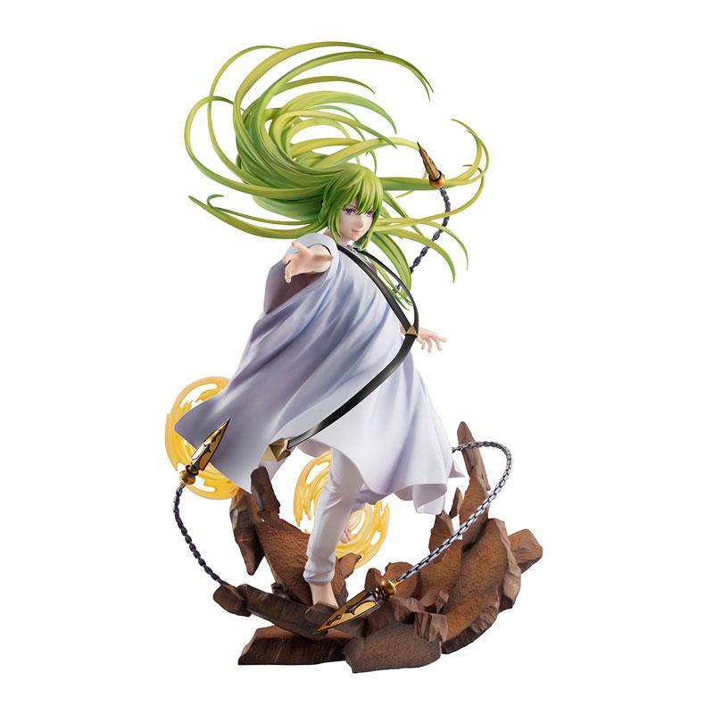 [Exclusive Sale] Fate/Grand Order -Demonic Battlefront: Babylonia- Kingu Complete Figure 0