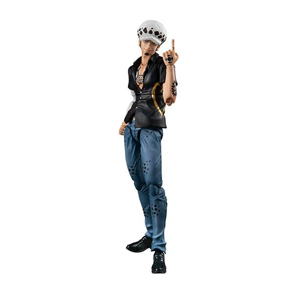 Variable Action Heroes ONE PIECE Trafalgar Law Ver.2 Action Figure 8