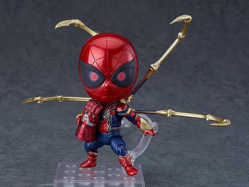 Nendoroid Avengers: Endgame Iron Spider Endgame Ver. DX