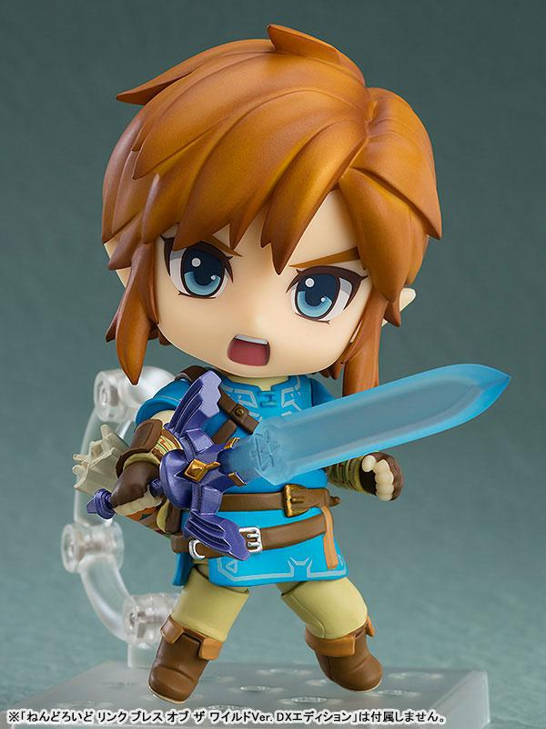 Nendoroid The Legend of Zelda Princess Zelda Breath of the Wild Ver. 2