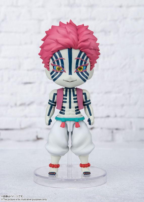"""Figuarts mini Akaza """"Demon Slayer: Kimetsu no Yaiba"""""""