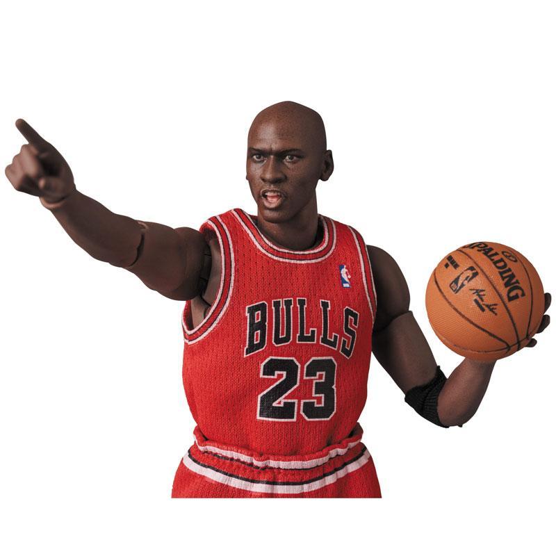 Mafex No.100 MAFEX Michael Jordan (Chicago Bulls) 7