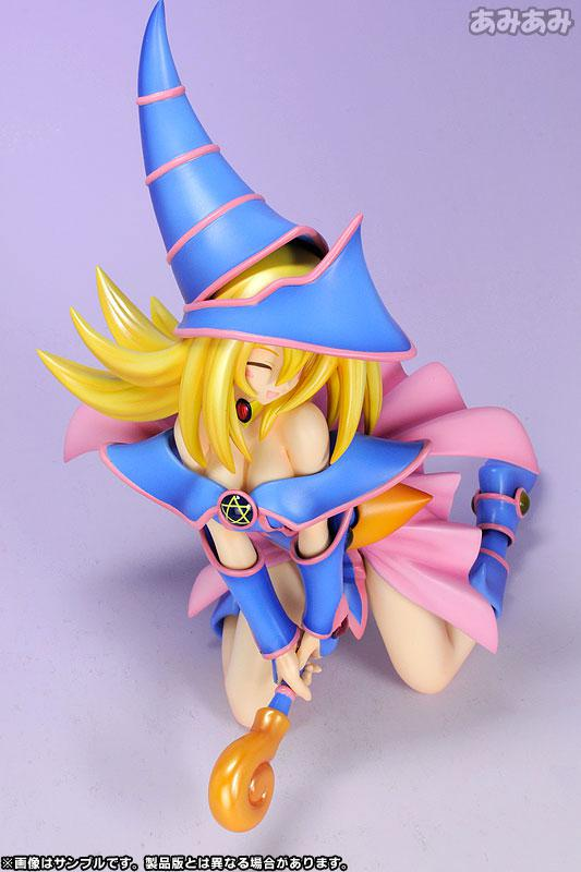 Yu-Gi-Oh! Duel Monsters Dark Magician Girl 1/7 Complete Figure