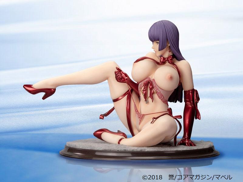 Rei Homare Artworks Kuon Kanokogi Metal Red ver. 1/5 Complete Figure 4