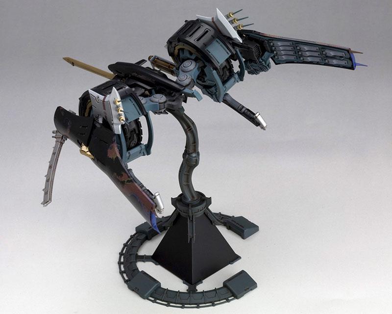 1/144 Ikaruga Hitekkai Ikaruga [Black] Plastic Model