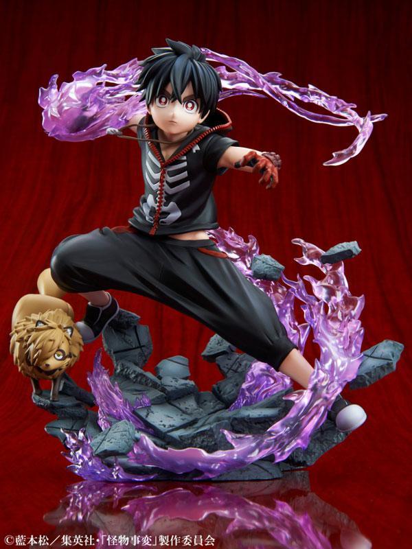 "TV Anime ""Kemono Jihen"" Kabane Kusaka 1/8 Complete Figure product"