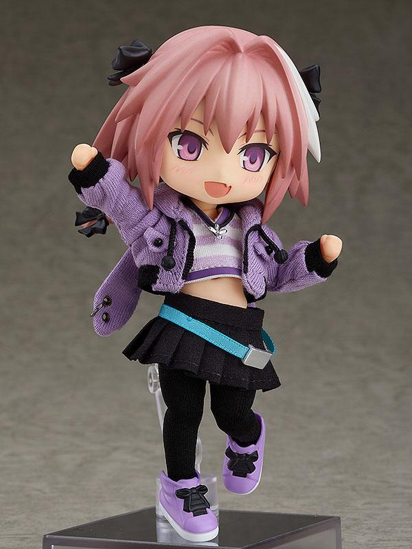 "Nendoroid Doll Fate/Apocrypha Rider of ""Black"" Casual Ver. 0"