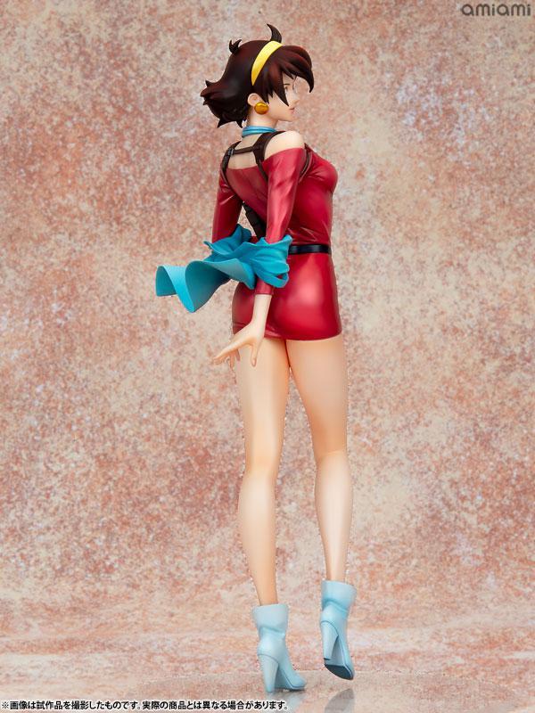 GGG Mobile Fighter G Gundam Rain Mikamura Complete Figure 5