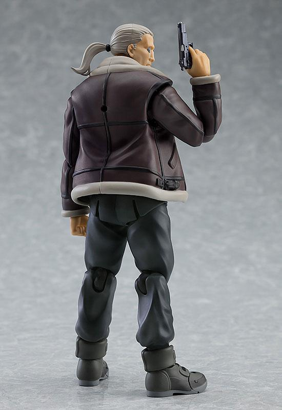 figma Ghost in the Shell STAND ALONE COMPLEX Batou S.A.C. ver. 3