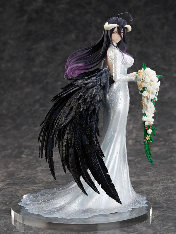 Overlord Albedo -Wedding Dress- 1/7 Complete Figure