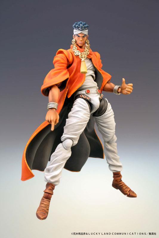 Super Action Statue JoJo's Bizarre Adventure Part.3 Mohammed Avdol