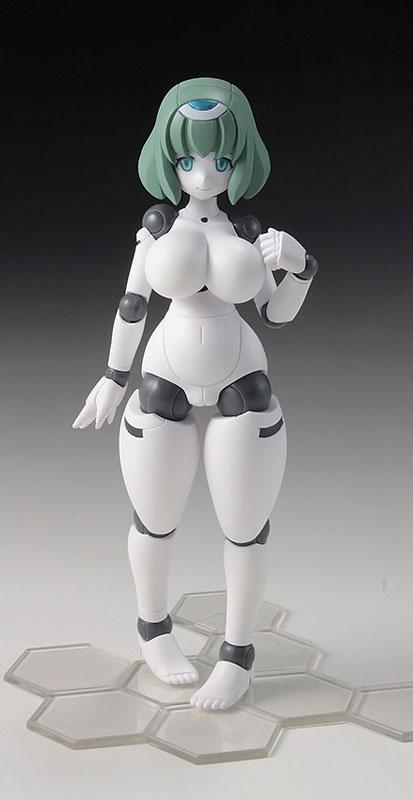 Polynian FLL Janna Complete Model Action Figure main