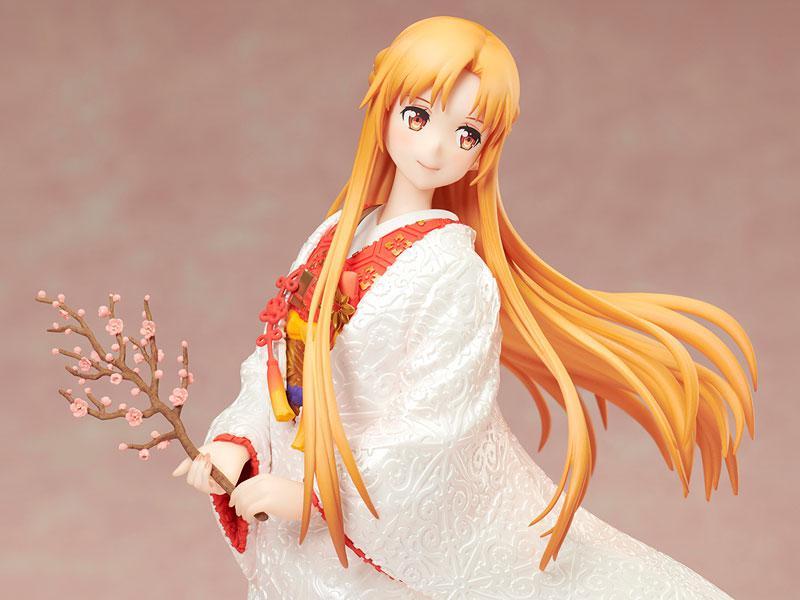 Sword Art Online Alicization Asuna -Shiromuku- 1/7 Complete Figure 3