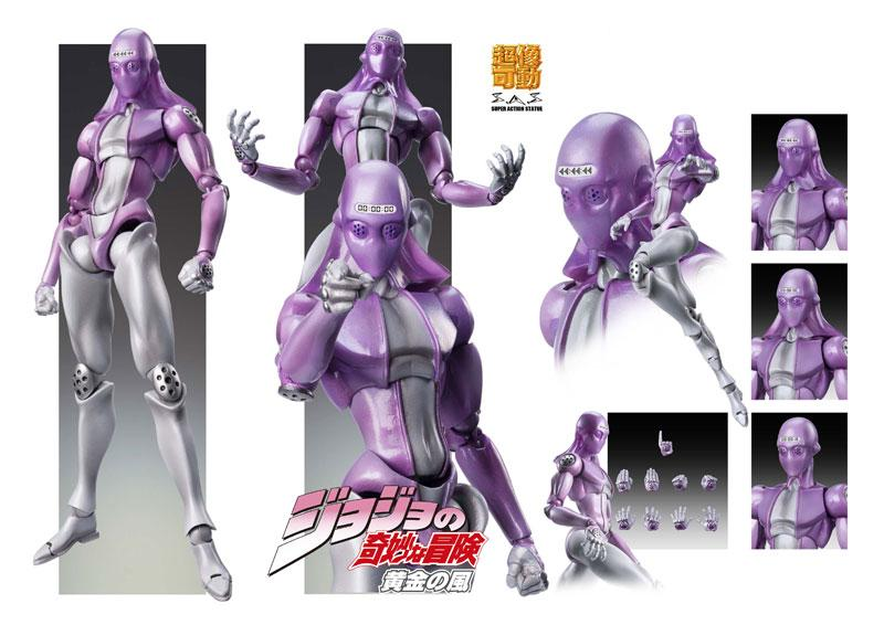 Super Action Statue JoJo's Bizarre Adventure Part.5 M.B