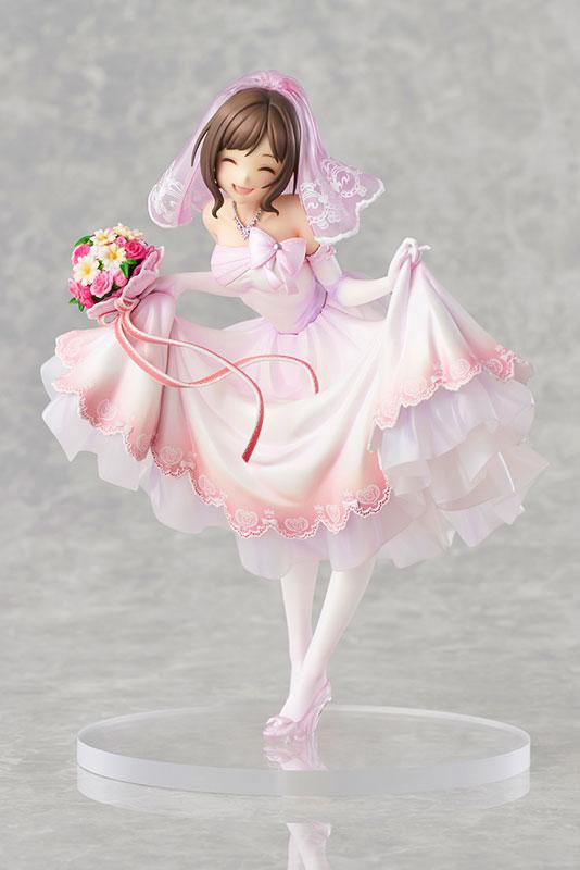 THE IDOLM@STER Cinderella Girls Miku Maekawa Dreaming Bride ver. 1/7 Complete Figure product