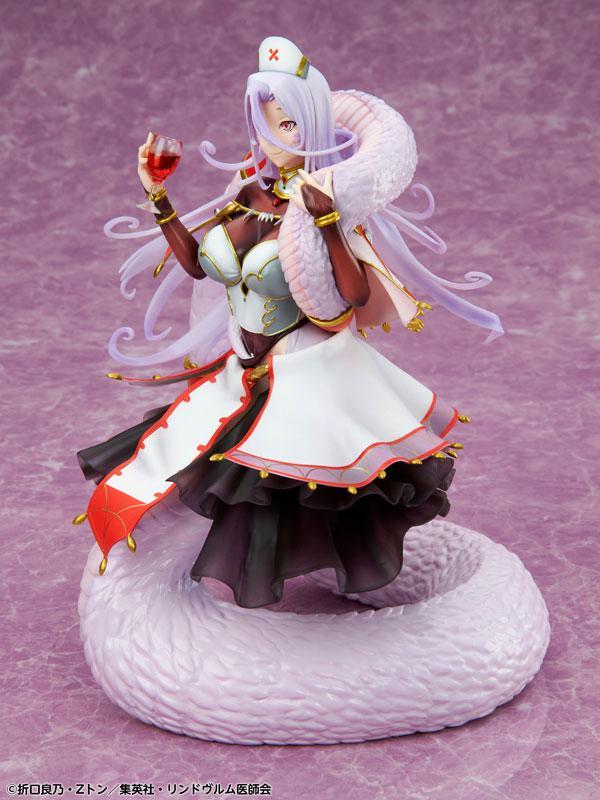 "TV Anime ""Monster Girl Doctor"" Saphentite Neikes 1/8 Complete Figure product"