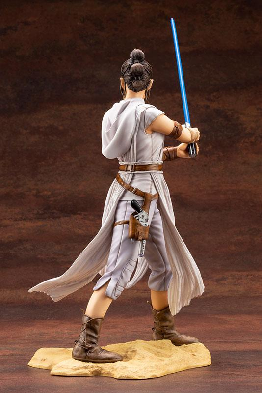 ARTFX Star Wars Rey The Rise of Skywalker Ver. 1/7 Easy Assembly Kit 2