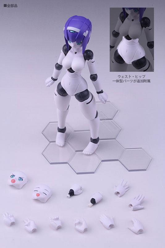 Polynian FMM Clover Update Ver. Complete Model Action Figure 8