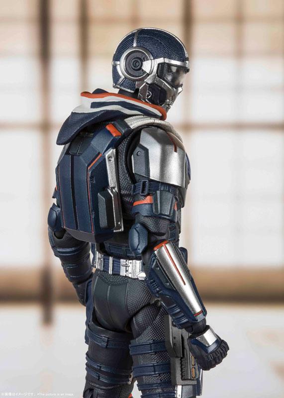 S.H.Figuarts Taskmaster (Black Widow)
