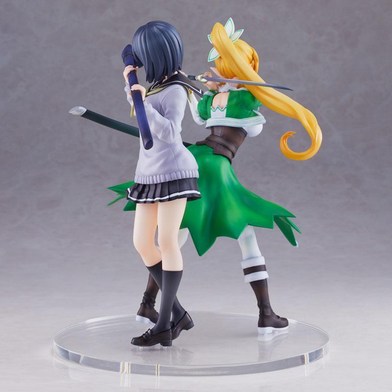 Sword Art Online Leafa & Suguha Kirigaya 2 Figures Set Complete Figures 7