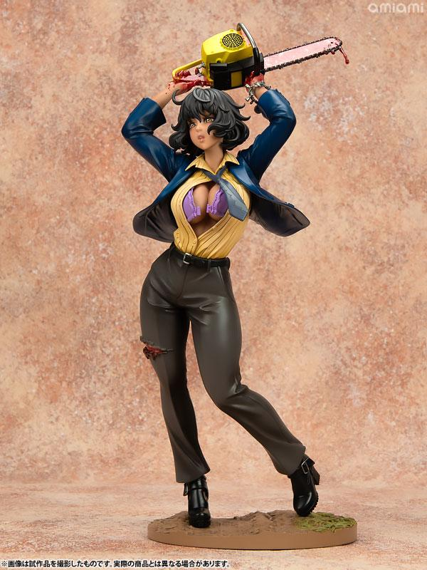 HORROR BISHOUJO Texas Chainsaw Massacre Leatherface CHAINSAW DANCE 1/7 Complete Figure product