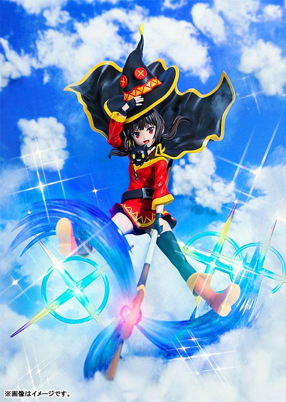 "CAworks Anime ""KonoSuba"" Megumin Anime Opening Edition 1/7 Complete Figure"