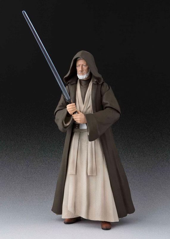 """S.H.Figuarts Ben Kenobi (A New Hope) """"Star Wars Episode IV: A New Hope"""" 2"""