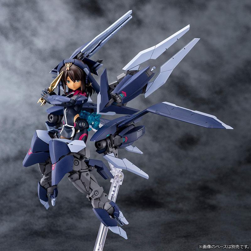 [Bonus] Megami Device x Alice Gear Aegis Shitara Kaneshiya [Tenki] Ver. Karva Chauth Plastic Model 5