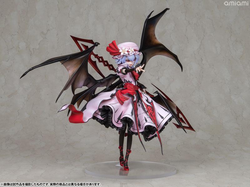 Touhou Project - Remilia Scarlet [Koumajou Densetsu Ver.] 1/8 Complete Figure 6