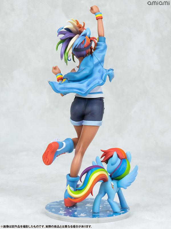 MY LITTLE PONY BISHOUJO Rainbow Dash 1/7 Complete Figure 3