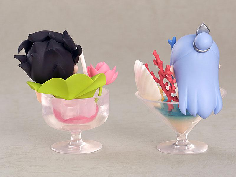 World of Ne Zha / Ne Zha & Ao Bing Vacation B Set Complete Figure