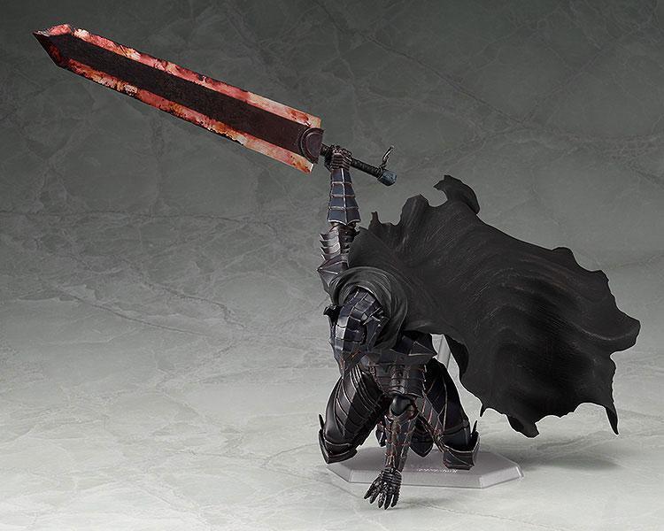 [Includes Correction Part] figma Berserk Guts Berserker Armor ver. Repaint Skull Edition 2
