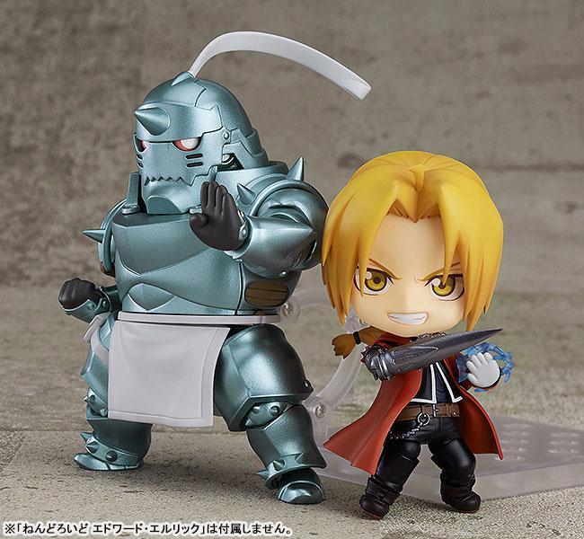Nendoroid Fullmetal Alchemist Alphonse Elric 5