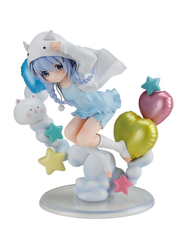 Is the order a rabbit? BLOOM Chino, Tippy Hoodie Ver. 1/6 Complete Figure