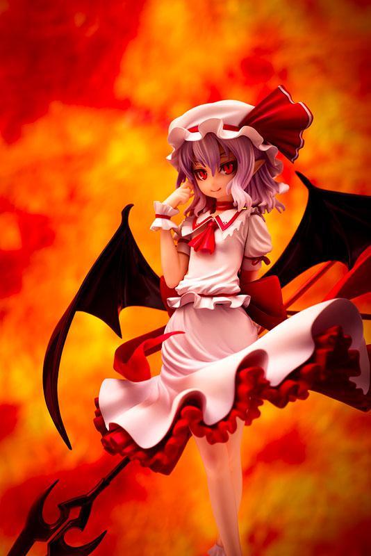 """Touhou Project """"Eien ni Akai Osanaki Tsuki"""" Remilia Scarlet 1/8 Complete Figure"""
