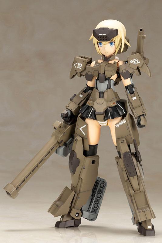 Frame Arms Girl Gourai-Kai Ver.2 Plastic Model product