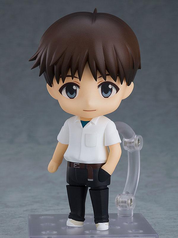 Nendoroid Rebuild of Evangelion Shinji Ikari main