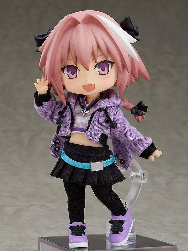 "Nendoroid Doll Fate/Apocrypha Rider of ""Black"" Casual Ver. main"