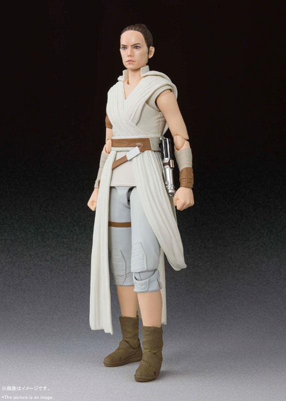 S.H.Figuarts Rey & D-O (STAR WARS: The Rise of Skywalker)
