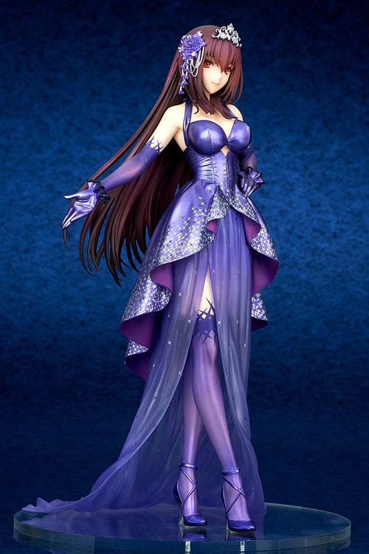 Fate/Grand Order Lancer/Scathach Heroic Spirit Formal Dress 1/7 Complete Figure