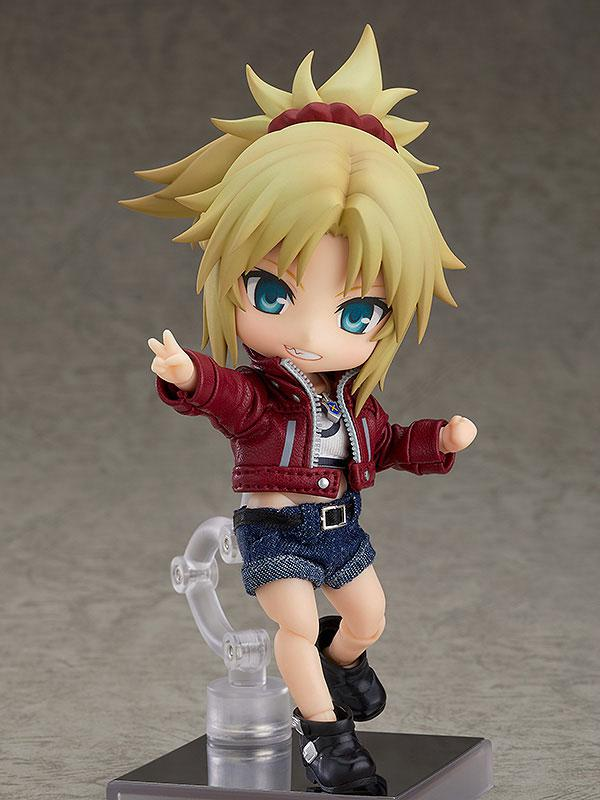 """Nendoroid Doll Fate/Apocrypha Saber of """"Red"""" Casual Ver. 0"""