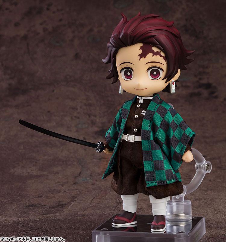 Nendoroid Doll Outfit Set Demon Slayer: Kimetsu no Yaiba Tanjiro Kamado