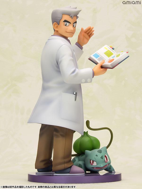 "ARTFX J ""Pokemon"" Series Professor Oak with Bulbasaur 1/8 Complete Figure product"