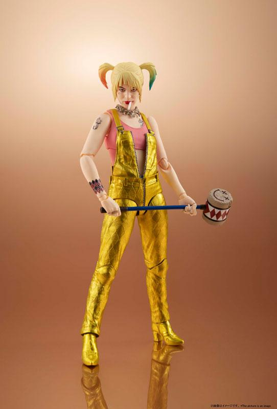 """S.H.Figuarts Harley Quinn (BIRDS OF PREY) """"Birds of Prey (and the Fantabulous Emancipation of One Harley Quinn) """""""