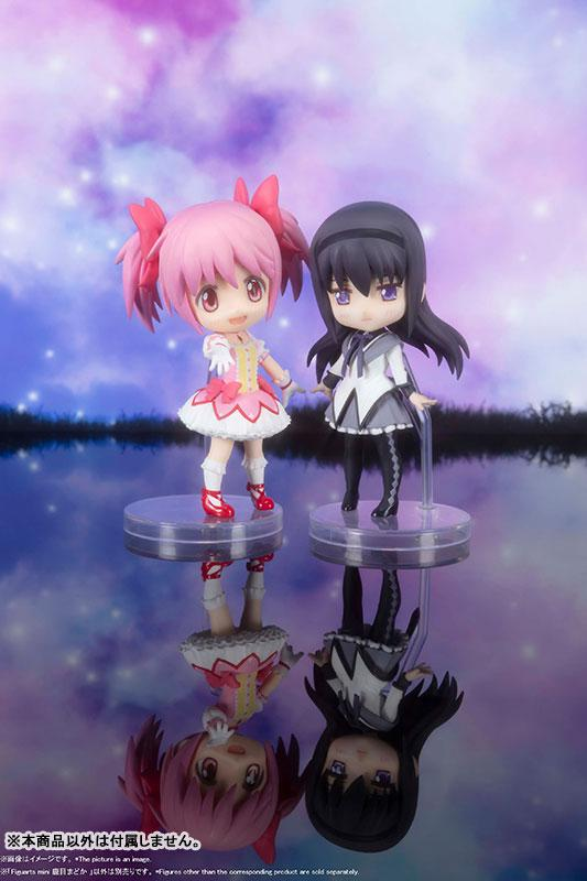 "Figuarts mini Homura Akemi ""Movie Puella Magi Madoka Magica [New] The Rebellion Story"" 4"